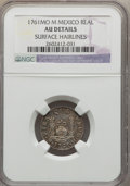 Mexico, Mexico: Charles III Real 1761 Mo-M AU Details (Surface Hairlines)NGC,...