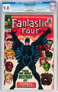Silver Age (1956-1969):Superhero, Fantastic Four #46 Northland pedigree (Marvel, 1966) CGC NM/MT 9.8Off-white to white pages....
