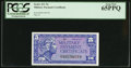 Military Payment Certificates:Series 611, Series 611 5¢ PCGS Gem New 65PPQ.. ...