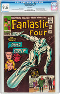 Silver Age (1956-1969):Superhero, Fantastic Four #50 (Marvel, 1966) CGC NM+ 9.6 White pages....