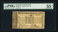Colonial Notes:Maryland, Maryland April 10, 1774 $1 PMG About Uncirculated 55 EPQ.. ...