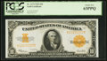 Large Size:Gold Certificates, Fr. 1173 $10 1922 Gold Certificate PCGS Choice New 63PPQ.. ...