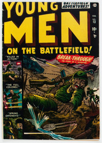 Young Men #13 (Atlas, 1952) Condition: VG/FN