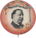 Political:Pinback Buttons (1896-present), William Howard Taft: American Art Works Beauty....
