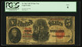 Large Size:Legal Tender Notes, Fr. 90* $5 1907 Legal Tender PCGS Good 06.. ...