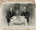 Political:Posters & Broadsides (1896-present), Theodore Roosevelt: Equality Print....