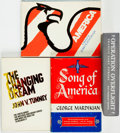 Books:Americana & American History, [American History, Memoir, Poetry]. Group of Four Books Inscribedto Rod McKuen. Various publishers, 1970 - 1976. . ... (Total: 4Items)