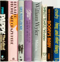 Books:Biography & Memoir, [Celebrity Biography/Memoir]. Group of Eight Inscribed to RodMcKuen. Various publishers, 1967 - 1983. . ... (Total: 8 Items)