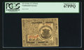 Colonial Notes:Continental Congress Issues, Continental Currency February 17, 1776 $1 PCGS Superb Gem New67PPQ.. ...