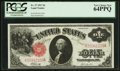 Large Size:Legal Tender Notes, Fr. 37 $1 1917 Legal Tender PCGS Very Choice New 64PPQ.. ...