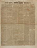 Miscellaneous:Newspaper, [1868 Republican National Convention]. Newspaper. New YorkTribune. Vol. 28, No. 8,459. May 20, 1868....