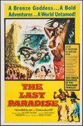 "Movie Posters:Documentary, The Last Paradise (United Artists, 1957). One Sheet (27"" X 41""). Documentary.. ..."