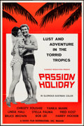 "Movie Posters:Sexploitation, Passion Holiday & Other Lot (Davis Film, 1963). One Sheets (2)(27"" X 41""). Sexploitation.. ... (Total: 2 Items)"