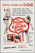"Movie Posters:Exploitation, The Prince and the Nature Girl (Juri Productions, 1965). One Sheet (27"" X 41""). Exploitation.. ..."