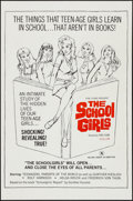 "Movie Posters:Sexploitation, The School Girls & Other Lot (Fine Film, 1972). One Sheets (2)(27"" X 41""). Sexploitation.. ... (Total: 2 Items)"