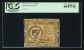 Colonial Notes:Continental Congress Issues, Continental Currency February 17, 1776 $8 PCGS Very Choice New 64PPQ.. ...