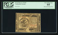 Colonial Notes:Continental Congress Issues, Continental Currency February 17, 1776 $5 PCGS Very Choice New 64.. ...