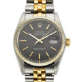 Timepieces:Wristwatch, Rolex Ref. 16030 Gent's Oyster Perpetual Datejust, circa 1960's....