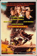 "Movie Posters:Western, Once Upon a Time in the West (Paramount, 1969). Poster (40"" X 60"").Western.. ..."