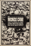 "Movie Posters:Exploitation, Mondo Cane (Times, 1963). Poster (40"" X 60""). Exploitation.. ..."