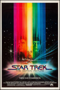 "Movie Posters:Science Fiction, Star Trek: The Motion Picture (Paramount, 1979). Poster (40"" X60""). Science Fiction.. ..."