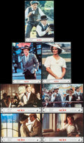 """Movie Posters:Sports, The Natural (Filmayer, 1984). Spanish Lobby Card Set of 12 (9.25"""" X 13.25""""). Sports.. ... (Total: 12 Items)"""