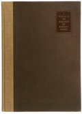 Books:Signed Editions, Robert Frost Signed Book: A Masque of Reason (New York:Henry Holt & Company, 1945), first edition, limited. This isnum...