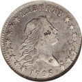 Early Half Dollars: , 1795 50C 2 Leaves XF40 NGC. O-119, R.4. The die lump above thefinal star is generally diagnostic for Overton-119, although...