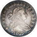 Early Half Dollars: , 1803 50C Small 3 XF45 NGC. O-104, R.3. The only Small 3 diemarriage for the year, which is also the second rarest variety ...