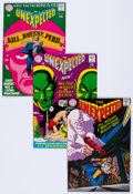 Bronze Age (1970-1979):Horror, Unexpected Box Lot (DC, 1968-82) Condition: Average FN....