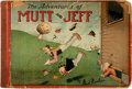 Books:Art & Architecture, [Comic Strips, Cartoons]. Bud Fisher. The Adventures of Mutt and Jeff. [New York:] Cupples and Leon, 1930. ...