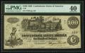 Confederate Notes:1862 Issues, T39 $100 1862 PF-13.. ...
