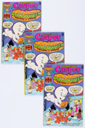Bronze Age (1970-1979):Cartoon Character, Casper Halloween Trick or Treat #1 File Copies Box Lot (Harvey,1976) Condition: Average VF/NM....