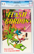 Silver Age (1956-1969):Science Fiction, Flash Gordon #1 Boston pedigree (King Features Syndicate, 1966) CGC NM- 9.2 White pages....
