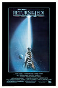 "Movie Posters:Science Fiction, Return of the Jedi (20th Century Fox, 1983). One Sheet (27"" X 41"")Style A.. ..."