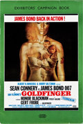 "Movie Posters:James Bond, Goldfinger (United Artists, 1964). U.S. and U.K. Pressbooks (3)(Multiple Pages, 13.5"" X 18"", 11"" X 17"", 14.75"" X 9.75"").. ...(Total: 3 Items)"