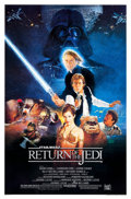 """Movie Posters:Science Fiction, Return of the Jedi (20th Century Fox, 1983). One Sheet (27"""" X 41"""")No N.S.S. Style B.. ..."""