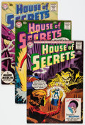 Silver Age (1956-1969):Horror, House of Secrets Group of 26 (DC, 1959-66) Condition: AverageVG+.... (Total: 26 Comic Books)