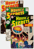 Silver Age (1956-1969):Horror, House of Secrets Group of 32 (DC, 1959-66) Condition: AverageGD/VG.... (Total: 32 Comic Books)