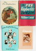 Books:Biography & Memoir, [Pre-Raphaelites] [Biography]. Group of Four Books. Various publishers and dates.... (Total: 4 Items)