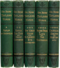 Books:Literature Pre-1900, Henry Taylor. The Works of Sir Henry Taylor. London: HenryS. King, 1877-1878.... (Total: 5 )