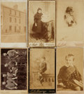 Photography:CDVs, [Photography]. Group of Six British Cartes des Visites. [n.d., circa 1860]. ...