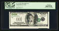 Error Notes:Inverted Third Printings, Fr. 2175-B $100 1996 Federal Reserve Note. PCGS Gem New 66PPQ.. ...