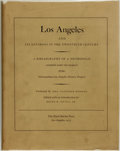 Books:Reference & Bibliography, [California, Bibliography]. Doyce B. Nunis, editor. Los Angelesand its Environs in the Twentieth-Century. Los Angel...