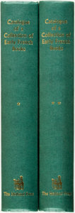 Books:Reference & Bibliography, [Bibliography]. Hugh William Davies. Catalogue of a Collectionof Early French Books in the Library of C. Fairfax Murray...(Total: 2 Items)
