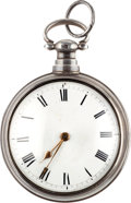 Political:Presidential Relics, Zachary Taylor: Personally-owned Pocket Watch....