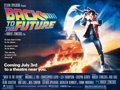 """Movie Posters:Science Fiction, Back to the Future (Universal, 1985). Subway (45"""" X 59.5"""")Advance.. ..."""