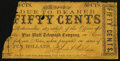 Obsoletes By State:Arkansas, Pine Bluff, AR- Pine Bluff Telegraph Company 50¢ Sep., 1862 Rothert 560-3. ...