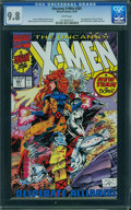 Modern Age (1980-Present):Superhero, Uncanny X-Men #281 (Marvel, 1991) CGC NM/MT 9.8 WHITE pages.