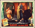 """Movie Posters:Horror, The Raven (Universal, 1935). Lobby Card (11"""" X 14"""").. ..."""